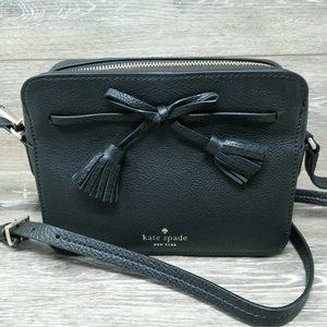 Kate spade Leather Camera Crossbody Bag (NWT)